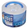 Philips (PHILIPS) CD-R 52 Скорость 700M хороший ручной переноски дисков 50 баррелей в бутылках фиолетовый юнис cd r 52 скорости cd rom 700m день моря мультфильма баррель серии 50 дисков случайный макет