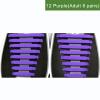JUP50 устанавливает 800 шт Новый творческий дизайн Мужские женщины Мужчины Спортивная одежда Нет галстуков Шнурки Упругие силиконо джинсы мужские prps goods