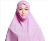 Аканэ 80 сантиметров мусульманские платки исламская майка тюрбана платок черный платок сразу полное покрытие Внутренняя Монголия М платки dr koffer платок