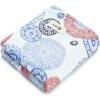 все цены на San Li марля хлопчатобумажная ткань AB AB салфетки 34 × 76cm онлайн
