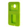 MOONCASE Сторона Флип жесткий борт тонкий кожаный кронштейн Окно чехол для Microsoft Lumia 640 XL Грин чехол для microsoft lumia 640 lte dual lumia 640 dual gecko силиконовая накладка прозрачно глянцевая красная