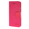 MOONCASE iPhone 6 Plus 5.5 , Leather Flip Pouch Stand Back ЧЕХОЛ ДЛЯ Apple iPhone 6 Plus ( 5.5 inch ) Hot pink аксессуар чехол бампер ainy for iphone 6 plus pink qc a014d