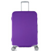 Гагарина рукав эластичная багаж тележка путешествия багаж чемодан пылезащитный чехол к югу L защитные символы 26-28 дюймов черный ящик чемодан samsonite чемодан 55 см base boost