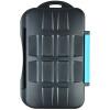 батарея камеры JJC В-NPFW50 подставляя NPFW50 применимое Sony Micro одного A7II A7R A7S A6500 A6300 A6000 A5100 NEX-5 6 7 прилагается водонепроницаемый корпус батареи