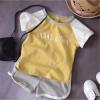 Мальчики летние наборы топы + брюки детская одежда с коротким рукавом спортивный костюм для мальчиков спортивные костюмы мультфильм костюм для детской одежды костюмы ivashka костюм парус футболка брюки шапочка