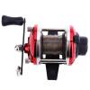Mini Right Hand Casting Fishing Reel Морская река Ocean Boat Gear с линией 0,2 мм 50 м