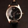 YAZOLE Кварцевые часы Мужчины Топ бренда Роскошные знаменитые 2017 наручные часы Мужские часы наручные часы Бизнес Кварцевые часы