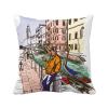 италия венеции ландшафт национальный план площадь бросить подушку включить подушки покрытия дома диван декор подарок