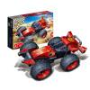 BanBao Образовательный пластиковый конструктор авто - игрушка Пожарная кора