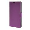 MOONCASE Simple Leather Flip Wallet Card Slot Stand Back чехол для Sony Xperia M4 AQUA Purple mooncase simple leather flip wallet card slot stand back чехол для sony xperia m4 aqua black