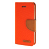 MOONCASE iPhone 5 / 5S , Leather Flip Wallet Card Holder Pouch Stand Back ЧЕХОЛ ДЛЯ Apple iPhone 5/ 5S Orange iphone 5s gold б у 15 000