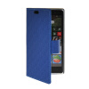 MOONCASE Slim Leather Side Flip Wallet Card Slot Pouch Stand Shell Back ЧЕХОЛДЛЯ Nokia Lumia 830 Blue mooncase slim leather side flip wallet card slot pouch stand shell back чехолдля nokia lumia 830 white