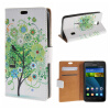 MOONCASE Huawei Ascend Y635 ЧЕХОЛ ДЛЯ Flip Wallet Card Slot Stand Leather Folio Pouch /a19 boxwave huawei g6310 bamboo natural panel stand premium bamboo real wood stand for your huawei g6310 small