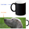 Weimaraner 350ml/12oz Heat Reveal Mug Color Change Coffee Cup Sensitive Morphing Mugs Magic Mug Milk Tea Cups automatic food processors coffee mixing cup mug blew stainless steel self stirring electric coffee mug 350ml six color h 025