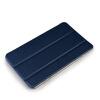 PU кожаный чехол+Жесткий заднюю крышку случае для Samsung Галактики Tab4 Т330 на заднюю крышку