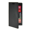 MOONCASE Slim Leather Side Flip Wallet Card Slot Pouch Stand Shell Back ЧЕХОЛДЛЯ Nokia Lumia 930 Black mooncase business style leather side flip wallet card slot pouch stand back чехол для nokia lumia 630 red