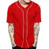 CANGHPGIN Лето Мужская мода коротким рукавом футболки Мужчины Повседневная Slim Fit футболки хлопок Топы Тис футболки Man 3XL