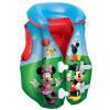 Bestway Дисней Дисней детский надувной жилет плавание купальники (3 безопасности структура газовой камеры, подходит для детей 3-6 лет начинающий плавание, игра в использовании воды) 91030