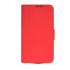 MOONCASE High quality Leather Side Flip Wallet Card Slot Pouch Stand Shell Back ЧЕХОЛДЛЯ Samsung Galaxy S5 I9600 Red mooncase high quality leather wallet flip card slot pouch stand shell back чехолдля lg l80 brown