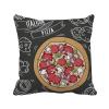 италия - диета модель таможенных площадь бросить подушку включить подушки покрытия дома диван декор подарок