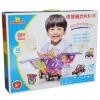 ubbie магнитные листовые блоки 78 кусков магнитные строительные блоки собраны обучающих игрушки листовой конструкции детские силикатные блоки в гродно