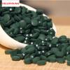 C-TS050 Anti-fatigue Anti-radiation Enhance-immun 250g зеленый натуральный спирулиновый чайный планшет Health food 1000 таблеток Approved