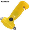 3 LED Outdoor Life Saving Hammer Light Flashlight 4 in 1 Multi-Function Car Safety life Auto knife Tool Warning Light illumination