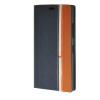 MOONCASE Премиум Слот Синтетический кожаный бумажник флип чехол Чехол карты Стенд чехол для Nokia Lumia 730 Сапфир