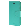 MOONCASE чехол для iPhone 6 Plus (5.5) PU Leather Flip Wallet Card Slot Stand Back Cover Green adidas authorized oem card holder leather cover for iphone 7 plus green