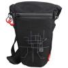 Genovese (jenova) 21123 сумка для фотокамеры сумка на плечо сумка SLR треугольная сумка 70-200 сумка для багажа черный
