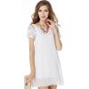 Для женщин платья вскользь лето кружева шифон свадебное платье для женщин платья вскользь лето кружева шифон свадебное платье