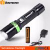 Zoom LED Flashlight 18650 Rechargeable Lifesaving Life Hammer Camping Light High Lumens Police Flashlight Self-defense Torchlight