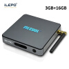 iLEPO BB2 Pro Android 7.1 Smart TV Box Amlogic S912 64 bit Quad Core 4K WiFi 2.4GHz 1000M LAN Set-top Media Player Box mx plus amlogic s905 smart tv box 4k android 5 1 1 quad core 1g 8g wifi dlna потокового tv box