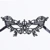 Женская мода сексуальный черный кружево венецианский Halloween Party Masquerade Ball Eye Mask Gift Catwoman Cosplay devil may cry 4 dante cosplay wig halloween party cosplay wigs free shipping