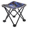 Waterman Whotman Mazar Складной стул Портативный стул Рыболовный стул Открытый Досуг Mazara Малый WY1522 Камуфляж синий