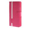 MOONCASE Senior Leather Flip Wallet Card Slot Bracket Back чехол для Cover Huawei Ascend P8 ярко розовый boccia bcc 3123 10