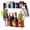 Baig BAYCO многофункциональный стеллаж для хранения двойной графинчик кухня стеллажи BX3960
