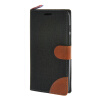 MOONCASE ASUS Zenfone 5 , Leather Wallet Flip Card Holder Pouch Stand Back ЧЕХОЛ ДЛЯ ASUS Zenfone 5 A501CG Black flip left and right stand pu leather case for asus zenfone c zc451cg