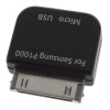 USB Женский для 30pin стене Зарядные адаптер для Samsung Galaxy Tab P1000 7500