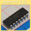 50PCS/LOT LF347N DIP-4 Four JFET input op amp 25pcs lot 74hc00n dip14 four two input nand gate logic chip 74hc00 sn74hc00n