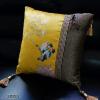 Freeshipping хлопок традиционная вышивка подгонянные подушка случае свадебный номер диван стул постельные принадлежности декоративные подушки обложка