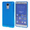 MOONCASE чехол для Huawei Honor 7 Flexible Durable Soft Gel TPU Silicone Skin Slim Cover Dark Blue чехол для сотового телефона honor 5x smart cover grey