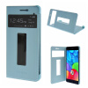 MOONCASE VIVO X5 Pro ( 5.2) ЧЕХОЛДЛЯ Premium PU Leather Pouch Flip Blue смартфон highscreen fest xl pro blue