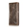 Sony Xperia z5 / z5 Plus роскошью кожаного бумажника карту винтаж многофункциональный клип покрытия стоят телефон дело телефон