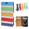 MOONCASE Sony Xperia Z5 Compact ( Z5 Mini ) ЧЕХОЛДЛЯ Flip Leather Foldable Stand Feature [Pattern series] /a08 чехол книжка sony scr44 для xperia z5 compact