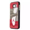 мити новых 2015 горячей 3D - резиновые иордании Sneaker лишь дизайн телефоны для Samsung Galaxy S6 g9200 силикон майкл джордан покрытия