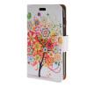 MOONCASE чехол для Alcatel One Touch Pixi 3 (4.0) OT-4013D Leather Flip Wallet Style and Kickstand Case Cover Design / a16 alcatel ot 4013d pixi 3 black pink