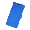 все цены на  MOONCASE High quality Leather Side Flip Wallet Card Slot Pouch Stand Shell Back ЧЕХОЛДЛЯ Sony Xperia Z2 Blue  онлайн