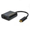 CableCreation USB 3.1 USB-C Тип С до HDMI адаптер, USB 3.1 Type C Реверсивный (USB-С) на HDMI адаптер, Поддержка HDTV UHD 4K, 0.15M dl link th002 usb 3 1 type c to 4k hdmi hdtv cable adapter