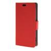 MOONCASE Simple Leather Flip Wallet Card Slot Stand Back чехол для Sony Xperia Z4 Compact ( Mini ) Red mooncase simple leather flip wallet card slot stand back чехол для sony xperia m4 aqua blue